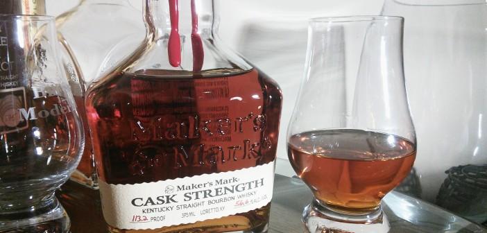 Maker s mark cask strength east bend liquor