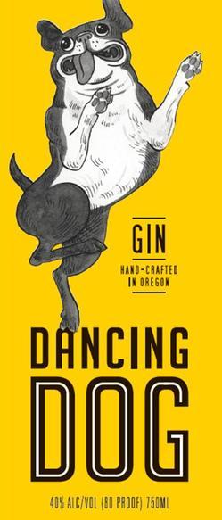 dancing dog gin